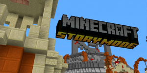 Story Mode Redstonia Map
