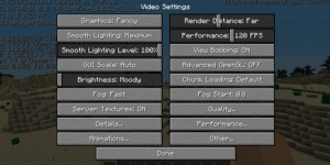Optifine HD