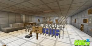 Escape the Lab Map