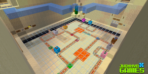 The Temple Master Map