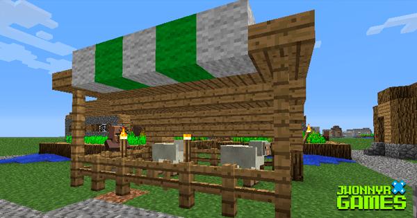 Village Taverns mod