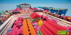 Color Run Map