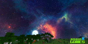 Crystal Galaxy Texture Pack