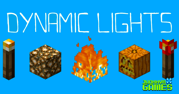 Dynamic Lights MOD