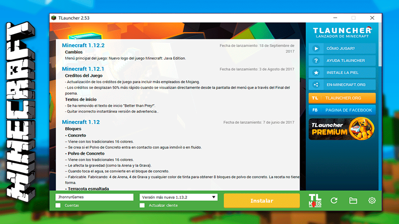 Minecraft launcher gratis