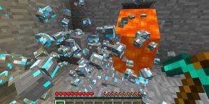 Fancy Block Particles