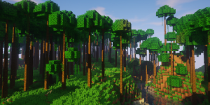 Dynamic Trees - Pam's Harvestcraft Compat