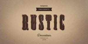 Rustic Mod
