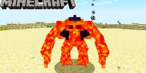 Magma Monsters