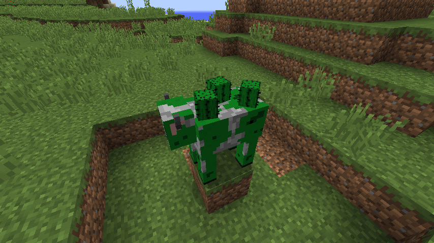 The Cactus Mod
