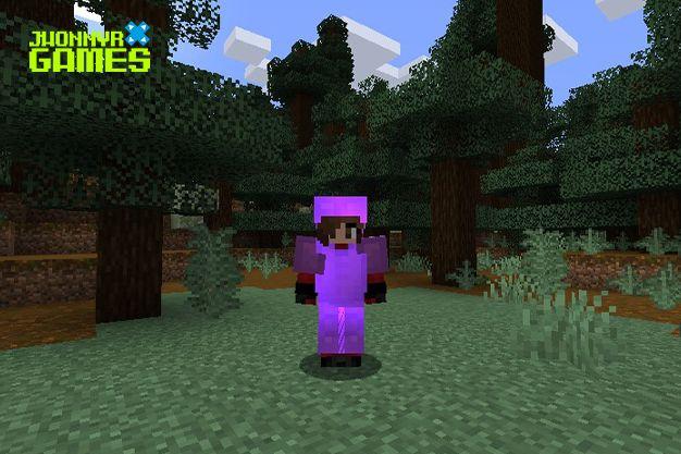 Árbol de abeto en Minecraft