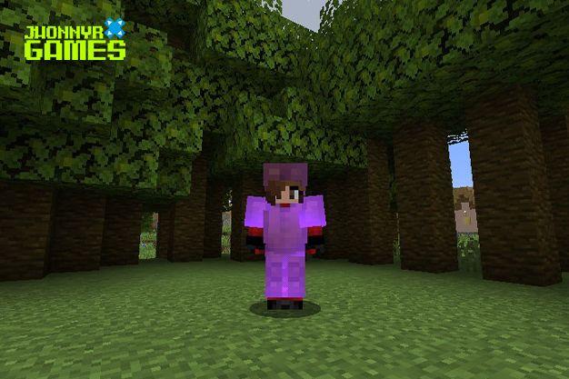Árbol de jungla en Minecraft