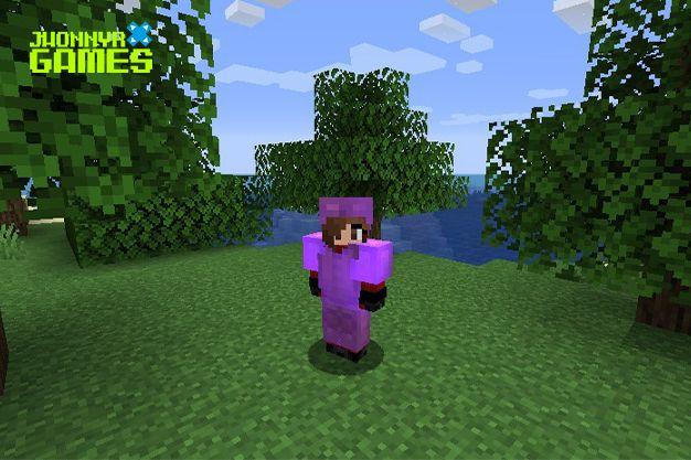 Árbol de roble en Minecraft