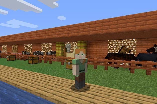 Como atraer animales en Minecraft