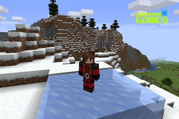 Cómo conseguir hielo en Minecraft