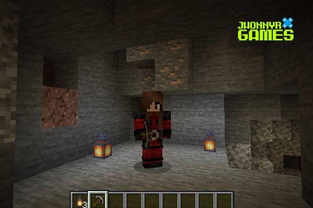 Como conseguir hierro en Minecraft