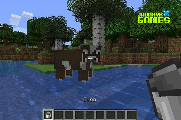 Cómo conseguir leche en Minecraft