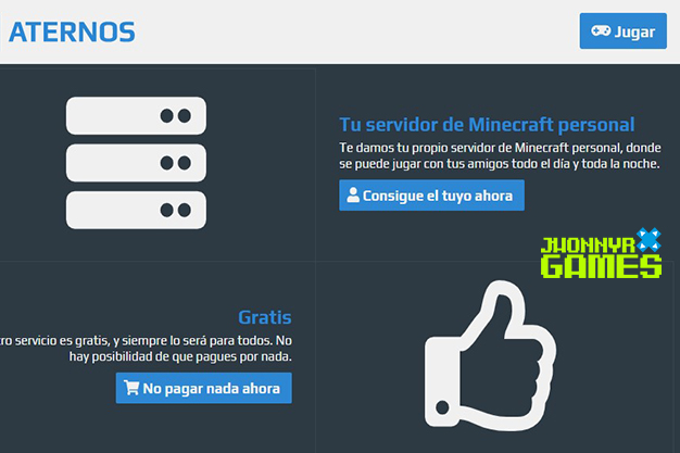 Cómo crear un servidor gratis en Minecraft
