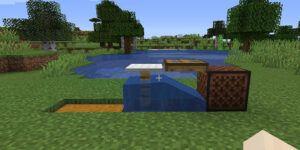Como crear una granja de pesca automática en minecraft