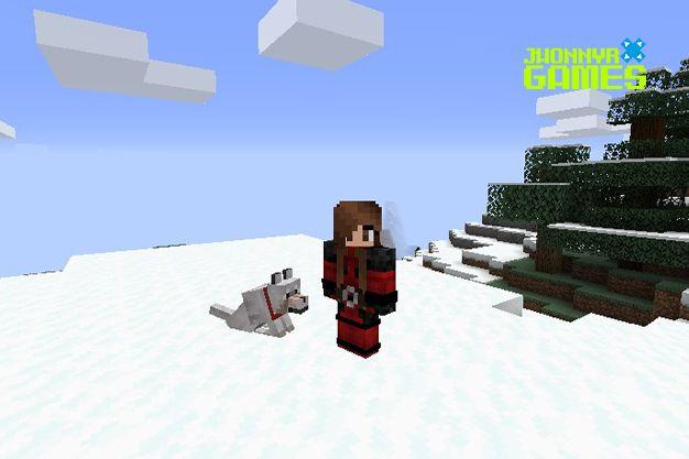 Cómo domesticar un lobo en Minecraft