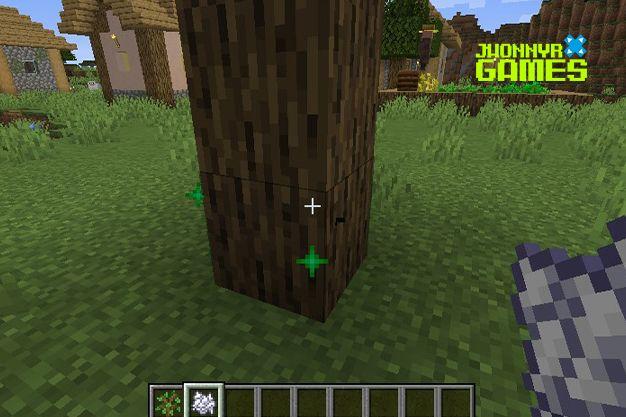 Cómo hacer que los árboles crezcan más rápido en Minecraft