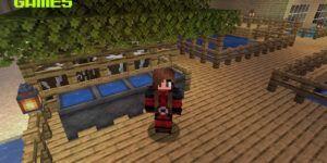 Cómo hacer un caldero en Minecraft
