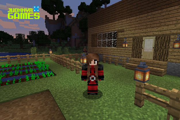 Cómo hacer una casa rústica en Minecraft