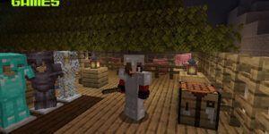 Cómo hacer una palo en Minecraft
