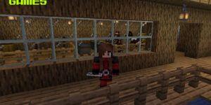Como hacer ventanas en Minecraft