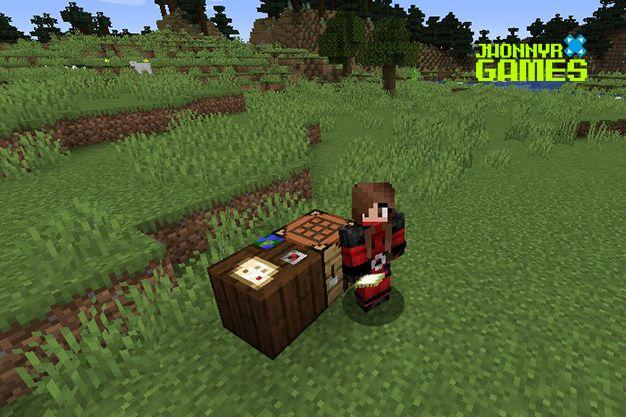 Cómo usar mesa de cartografía en Minecraft