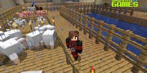 Como utilizar las vallas en Minecraft