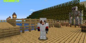 Conseguir hierro en Minecraft