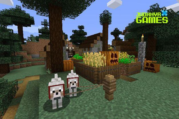 Cuerda en Minecraft
