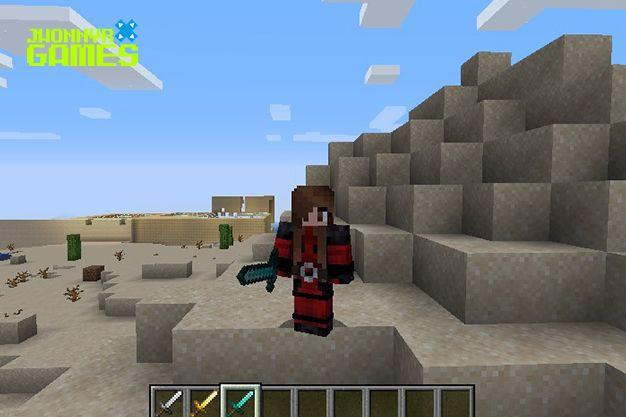 Espadas en Minecraft