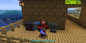 Hacer yunque en Minecraft