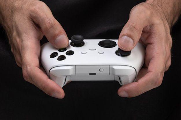 Mando Xbox en Minecraft