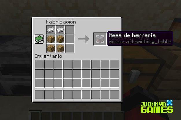 Materiales para crear mesa de herrería