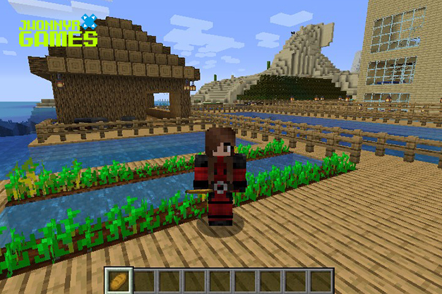 Materiales para hacer pan en Minecraft