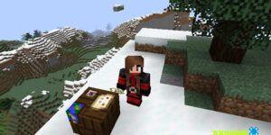 Minecraft mapa del tesoro