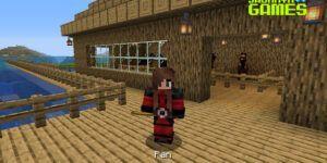 Pan en Minecraft