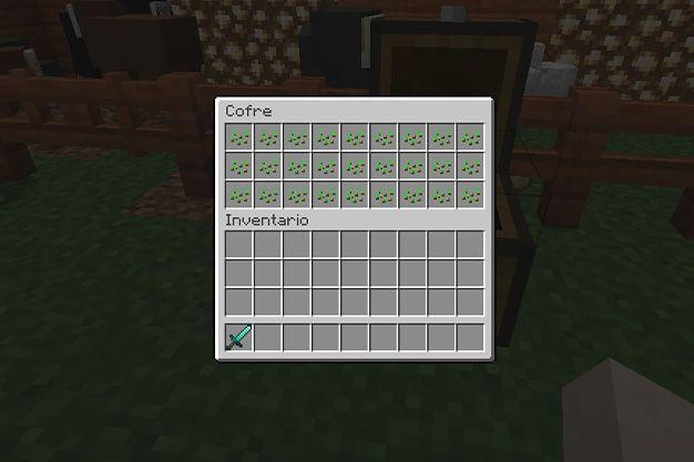 Que comen las gallinas en Minecraft