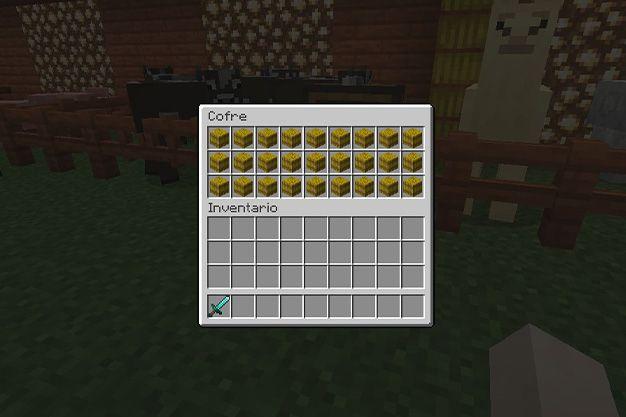 Que comen las llamas en minecraft