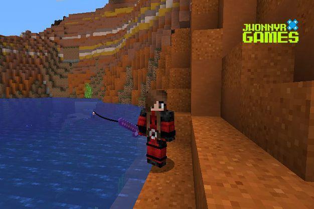 Qué es el encantamiento de atracción en Minecraft