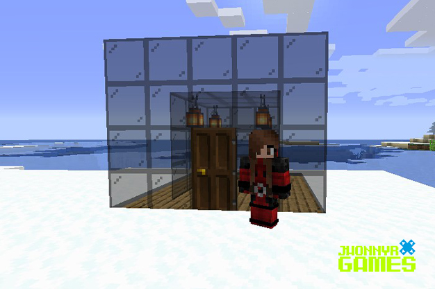 Tintar cristales en Minecraft