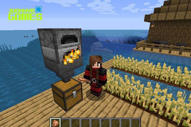 Tolva Minecraft