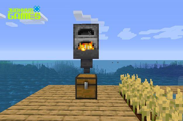 Tolva en Minecraft