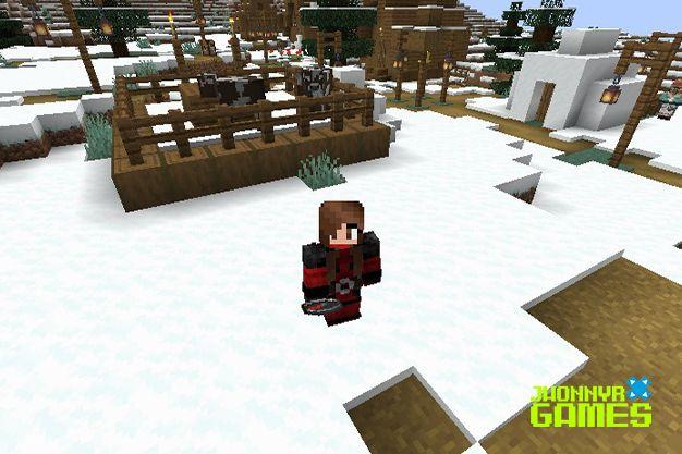 Usos de la brújula en Minecraft