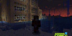 hacer llover en Minecraft